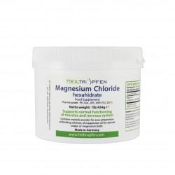 Cloreto de magnésio hexa-hidratado em pó 454g