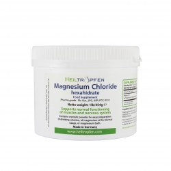 Polvo de Hexahidrato de Cloruro de Magnesio 454g