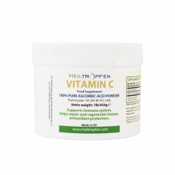 Vitamin C, fine crystalline powder 454g