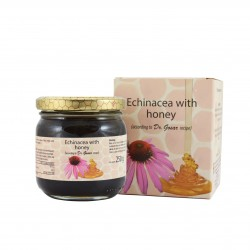 Echinacea mézzel 250g