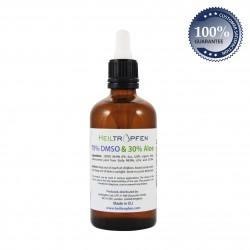 DMSO og Aloe Arborescens, 100 ml