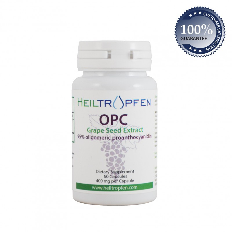 OPC - Grape Seed Extract Capsules