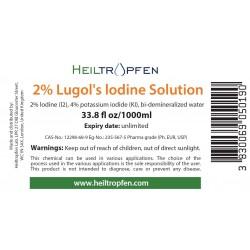 VP 2% Lugol`sche Jodlösung 1000ml
