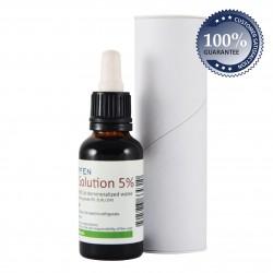5% de solução de iodo de Lugol 30ml