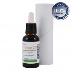 2% de solución de yodo de Lugol 30 ml