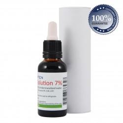 7% Lugol`s iodopløsning 30 ml