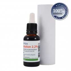 2,2% Lugol`s iodopløsning 30ml