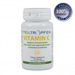 Vitamin C - 60 kapseln, 42g