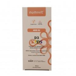 Vitamin D3 Kids, 400 IU